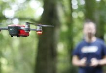 Mini drone - drones parfaits pour le cadeau