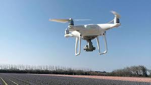 Les drones sont gérés par le système