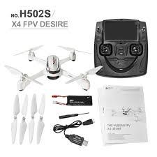 hubsan h502s - drone - x4 desire