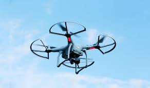 drone dji spark - wi-fi - blanc alpin - occasion